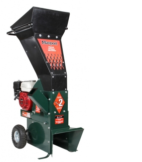 5.0HP Chipper Shredder - Honda