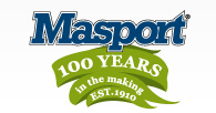 Masport 100 years in the making. Est 1910
