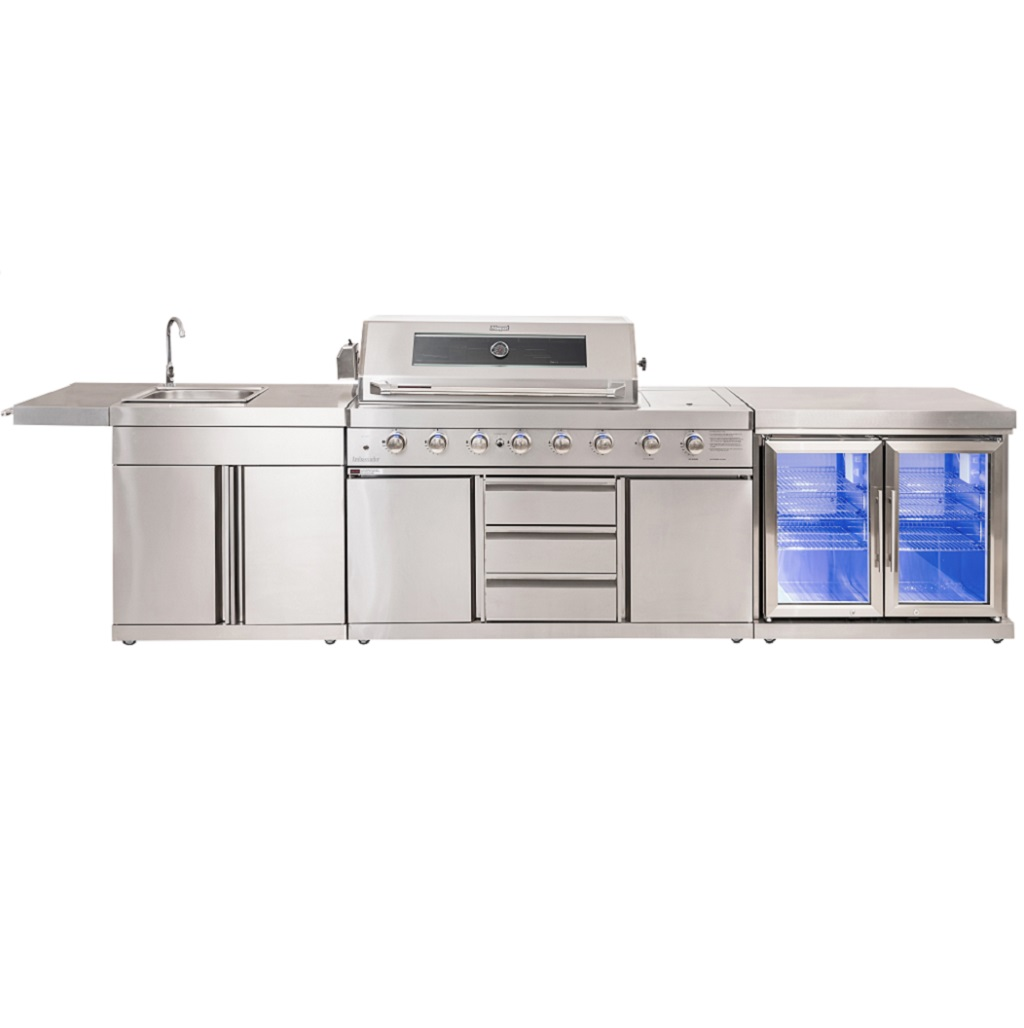Outdoor Kitchen Range